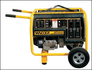 Where to find 6,000 Watt Portable Generator in Redwood City