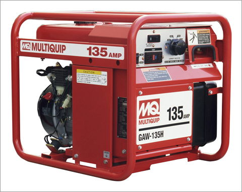 Where to find 135A Gas Powered Arc Welder in Redwood City