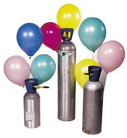 Where to find Helium Tank- Medium  125 CF in Redwood City