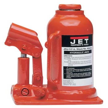 Where to find 12 Ton Hydraulic Bottle Jack in Redwood City