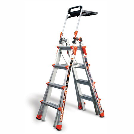 Where to find 17  Little Giant Folding Ladder in Redwood City