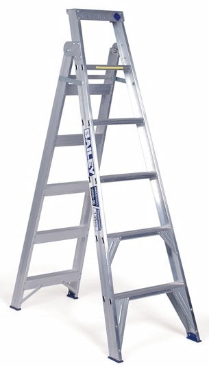 Where to find 12  Aluminum  A Frame Ladder in Redwood City