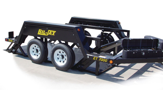 Where to find 6x12 7000 lb Drop Deck Trailer in Redwood City