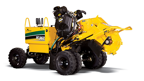 Where to find Vermeer 372 Stump Grinder in Redwood City