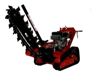Where to find Barreto 6  Track Trencher Rental in Redwood City