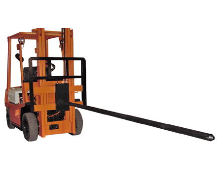 Where to find Forklift Rug Ram Attachment in Redwood City