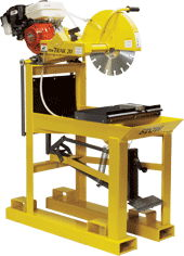Where to find 14  Gas Powered Brick Saw in Redwood City