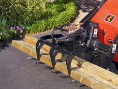 Where to find Mini Skid Steer Grapple Bucket in Redwood City