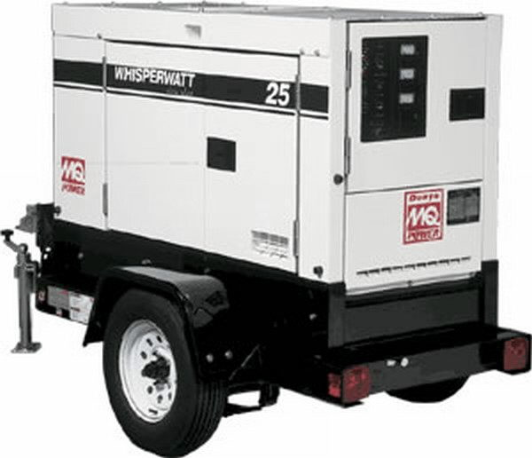 Where to find 25 kw Towable Generator in Redwood City