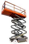 Where to rent Scissor Lift Rental 26  High 46  Wide in Redwood City CA
