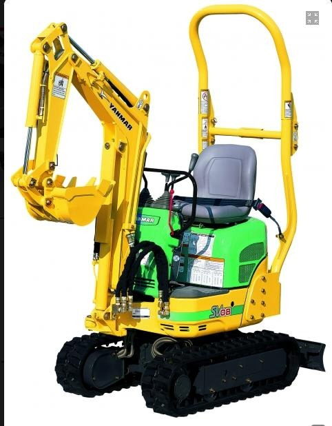 Where to find Mini-Mini Excavator Rental in Redwood City