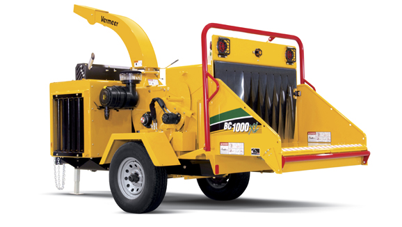 Where to find Vermeer BC1000 Wood Chipper Rental in Redwood City