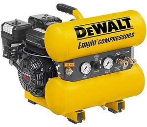 Where to find 4.5 Gas Powered Air Compressor in Redwood City