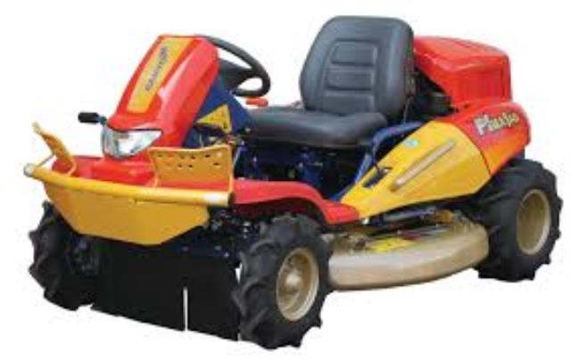 Where to find Ride on Brush Cutter Rental 36 in Redwood City